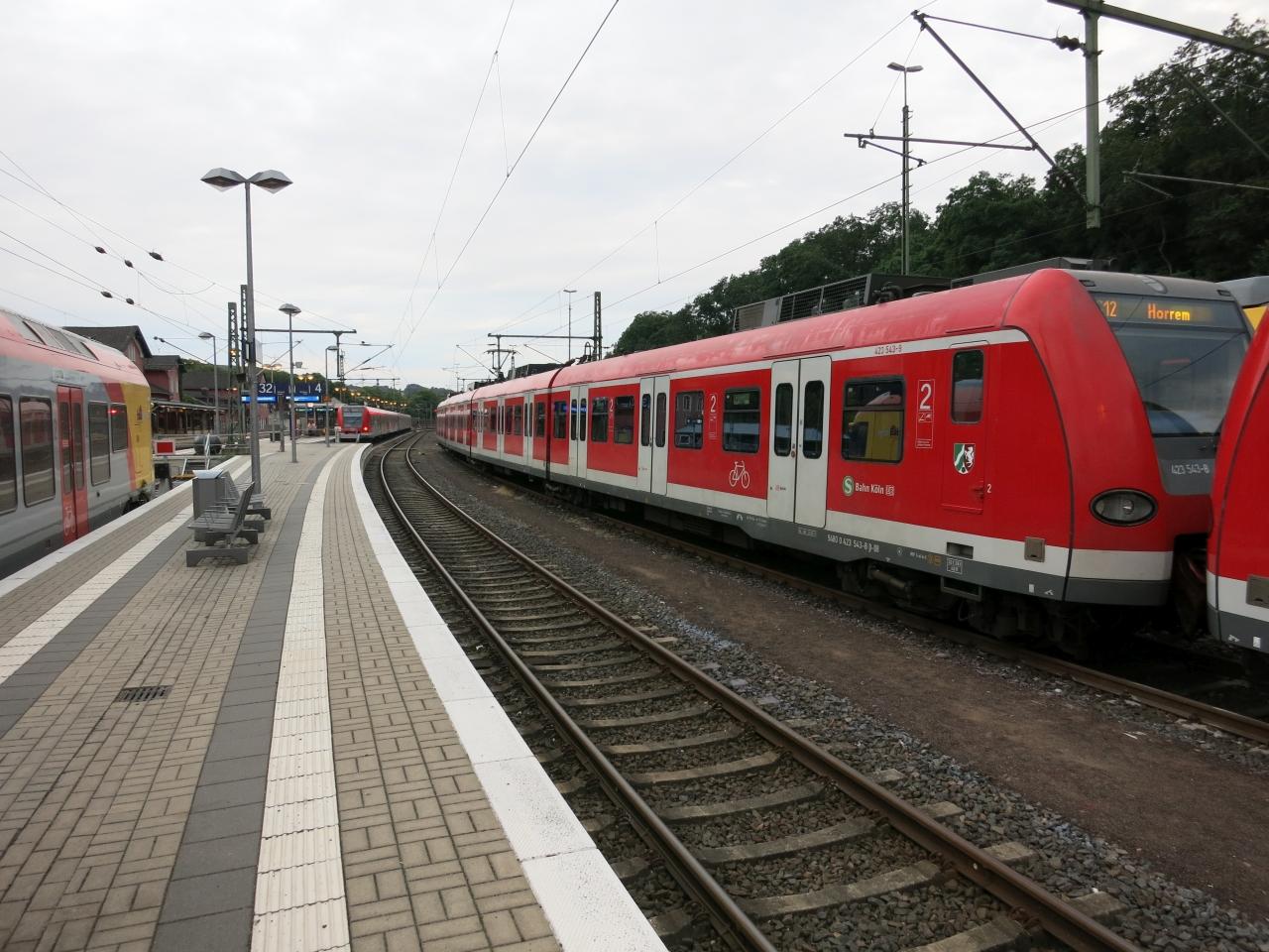 Kölner S Bahn